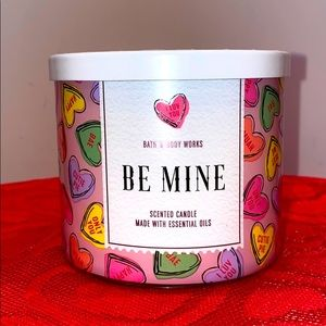 ❤️Be Mine Candle Valentines Day❤️